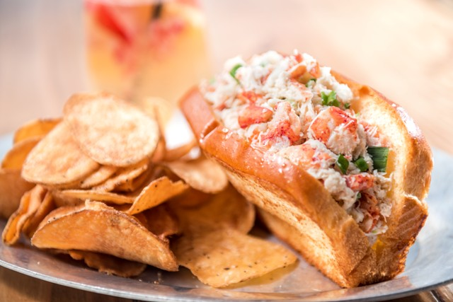 PB AleHouse Lobster Sandwich photo